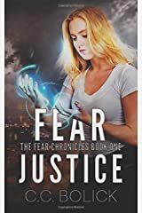 Fear Justice (The Fear Chronicles) Paperback