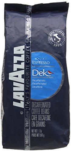 Lavazza Decaf Espresso Bean 1 1