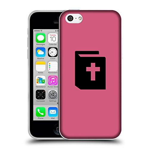 GoGoMobile Coque de Protection TPU Silicone Case pour // Q08450614 Religion 9 Rougir // Apple iPhone 5C