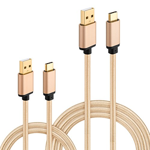 HI CABLE Braided Charging Charger Samsung
