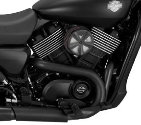 Vance And Hines Vo2 Air Intake-naked 14-15 Hd Street 500/750 Filter Accessories #71028