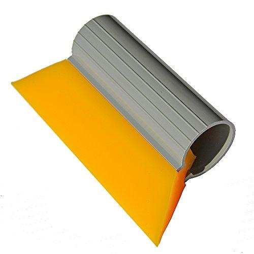 - Ehdis Mini Turbo Squeegee Window Film Tools Tube Rubber Squeegee Water Blade Decal Wrap Applicator 5.5x2.8x1.4Inch (14x7x3.5CM) Car Home Tint