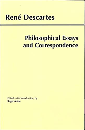Amazon.com: Philosophical Essays and Correspondence (Descartes ...