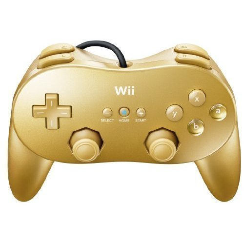 Wii Classic Controller Pro - - Wii Golds
