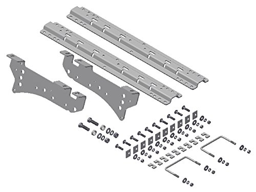 B&W RVK2400 Fifth Wheel Bracket Kit with Rails
