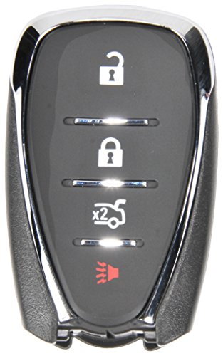 ACDelco 13508771 GM Original Equipment Keyless Entry Remote Key Fob