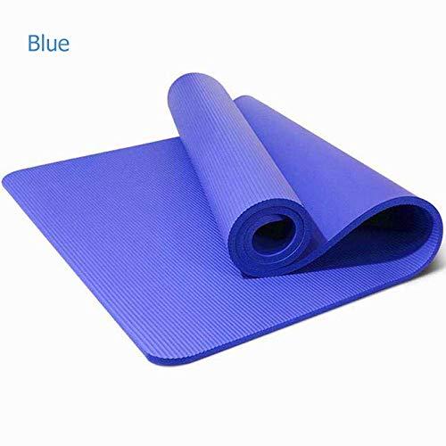 Esterillas de Yoga de 15 mm Antideslizantes y Gruesas, con ...
