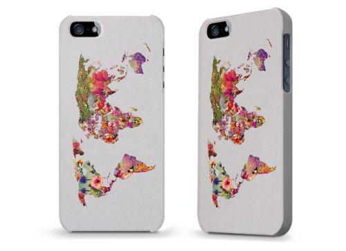 """Hülle / Case / Cover für iPhone 5 und 5s - """"It's your world"""" von Bianca Green"""