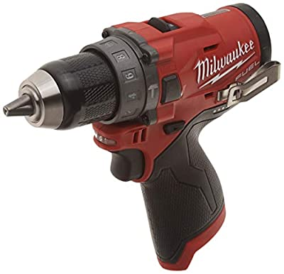 """Milwaukee Electric Tools MLW2504-20 M12 Fuel 1/2"""" Hammer Drill (Bare)"""