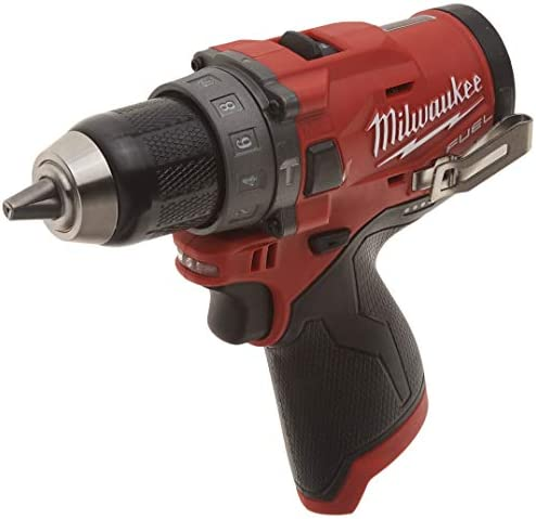 Milwaukee Electric Tools MLW2504-20 M12 Fuel 1 2 Hammer Drill Bare