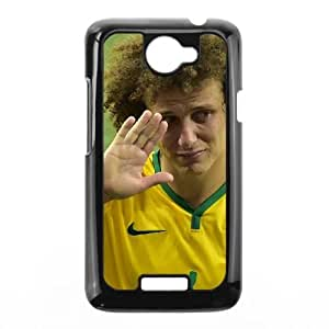 David Luiz HTC One X Cell Phone Case Black yzmu