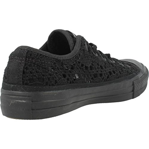 549312c Chaussures Converse Femmes De Moins De 41 Bœuf Spécialité Ct Nero HDTYA