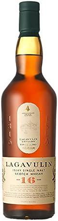 Lagavulin 16 Años Whisky Escocés - 700 ml