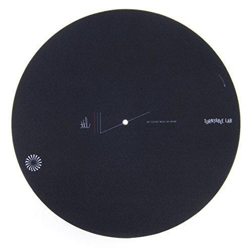 Tocadiscos laboratorio: Dr. Suzuki Record–Alfombrilla para tocadiscos laboratorio 1972Edition