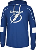NHL Tampa Bay Lightning Men's Edge Team Hooded Jersey