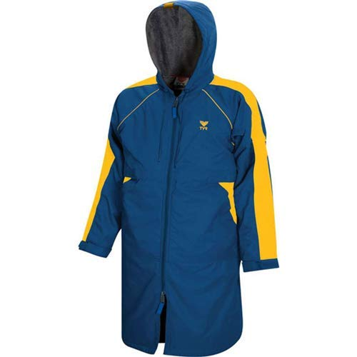 TYR 470WASP2AXL Alliance Parka, Gold/Royal, X-Large by TYR