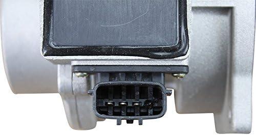 AIP Electronics Premium Mass Air Flow Sensor MAF AFM Compatible Replacement For 1996-1997 Nissan Altima 2.4L L4 22680-D9003 SU5055 Oem Fit MF9003