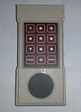Intellivision II Controller Pad