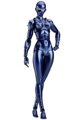 Good Smile Cobra The Space Pirate Lady Figma Action Figure