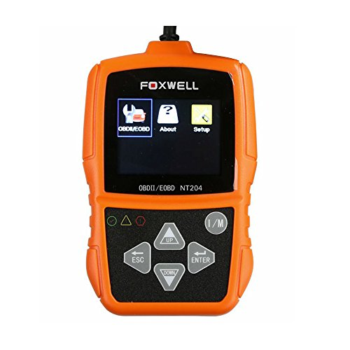 NT204 OBD2 CAN Diagnostic Tool Fault Code Reader DIY OBD2 EOBD Scanner by FOXWELL (Image #2)