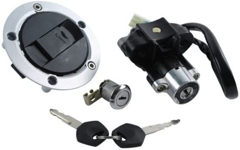 Ignition Key Switch Lock Set for Suzuki GSXR750 GSXR600 GSX600 GSX750 GSXR1000
