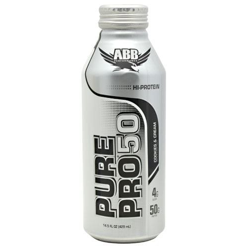 ABB Performance Pure Proreg 50 - Cookies Cream 12 bottles