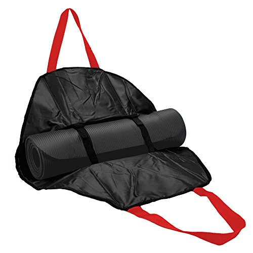 Crown Sporting Goods Yoga Mat Cargo Carrier with 8mm Prof...