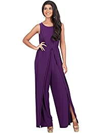 Amazon.com: Purple - Jumpsuits & Rompers / Jumpsuits, Rompers ...