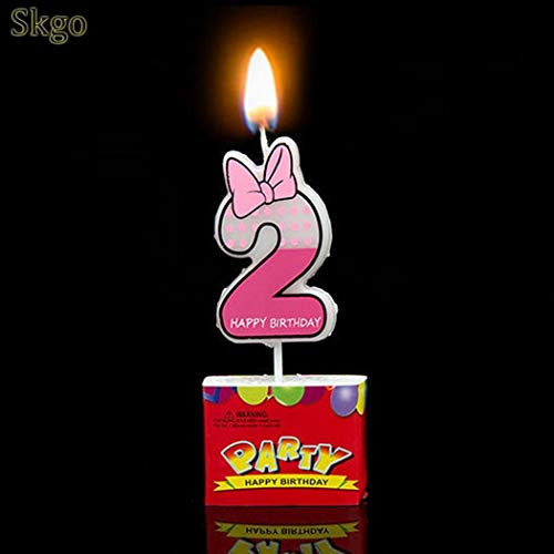 1 piece Number Mouse Decoration picture Cake 9 Candle Party Cupcake show Cartoon Birthday 0 As (Best 0 Tart Pans)
