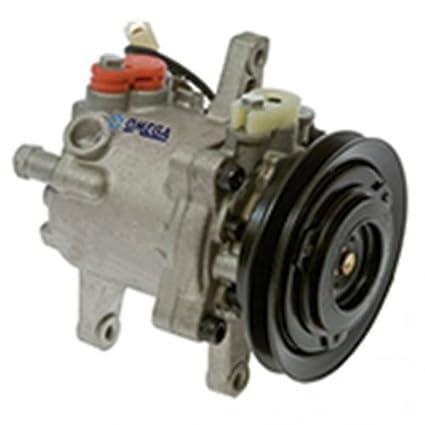 Amazon com: Air Conditioning Compressor - Denso Style Kubota M5040