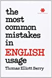 The Most Common Mistakes in English Usage (Schaum's Paperbacks)