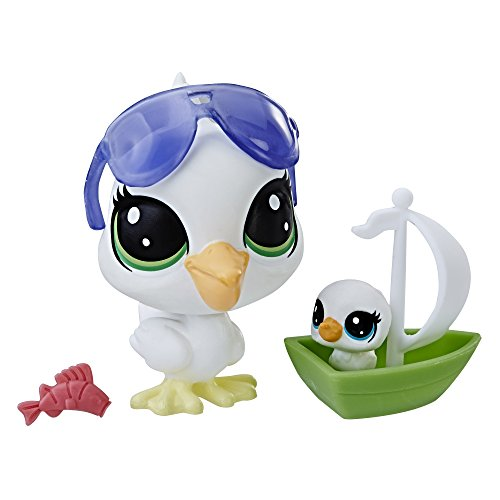 Littlest Pet Shop Pet Pair (Pelicans)