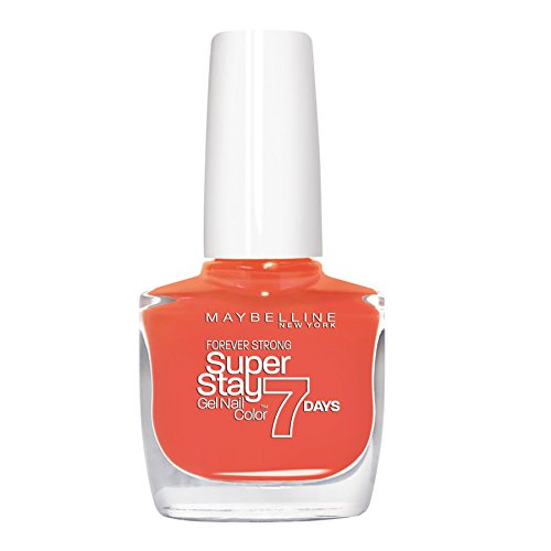 Gemey Maybelline Forever Strong Pro - 460 Orange Couture