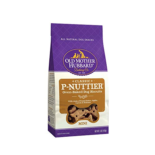 Old Mother Hubbard Crunchy Classic Natural Dog Treats, Mini