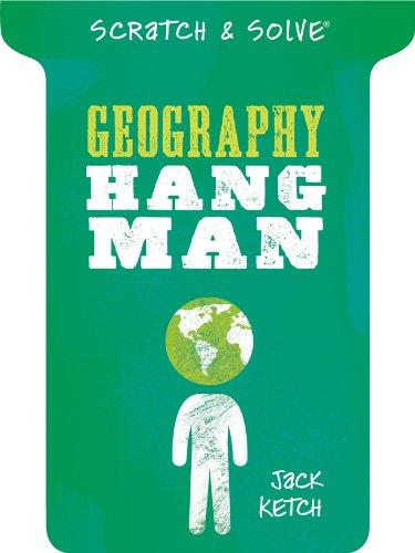 Scratch & Solve® Geography Hangman (Scratch & Solve® Series)