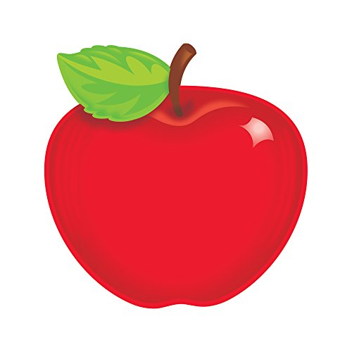 TREND enterprises, Inc. Shiny Red Apple Classic Accents, 36 ct