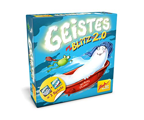 Ghost Blitz 2 Game