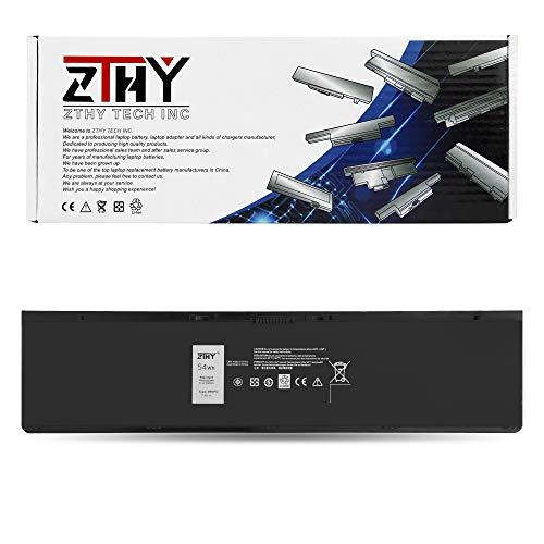 - ZTHY High Capacity 54Wh 3RNFD Laptop Battery for Dell Latitude E7440 E7420 E7450 Series Notebook V8XN3 G95J5 34GKR 0909H5 0G95J5 5K1GW 6986MAH E225846 7.4V 6986mAh