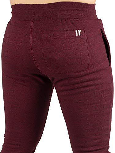 11 Core Rouge Degrees Skinny Homme Joggeurs rqnxUw7qA8