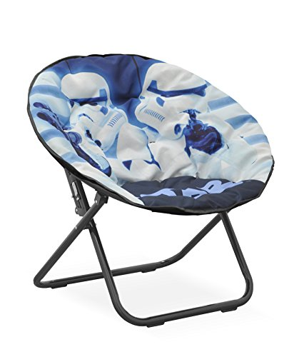 [Disney Star Wars Storm Troopers Tween Saucer Chair] (Stormtrooper Disney)