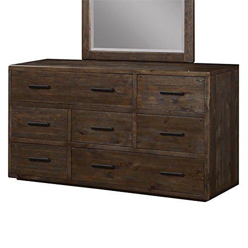 Modus Furniture AKK182 Mckinney Dresser, Espresso Pine