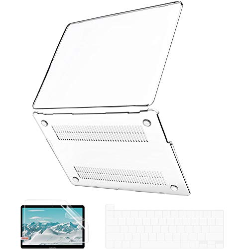 Combo Funda Transparente Macbook Pro 13 A2289 A2251