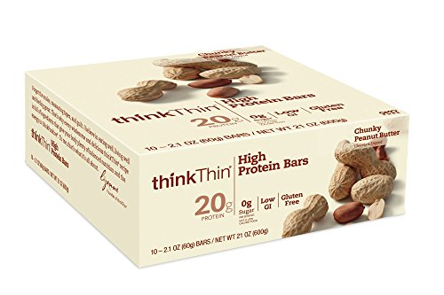Review thinkThin High Protein Bars,