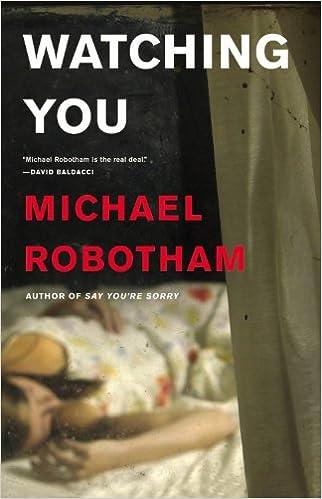 Watching You Joseph OLoughlin Michael Robotham 9780316252003 Amazon Books