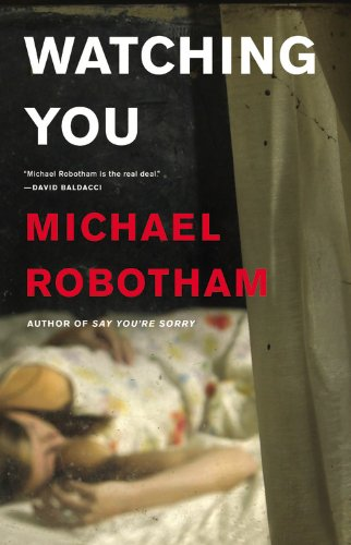Watching You book cover