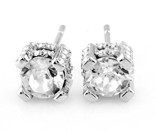 Swarovski-Boucles d'oreilles Collection Boucles d'oreille en cristal Couleur scintillante