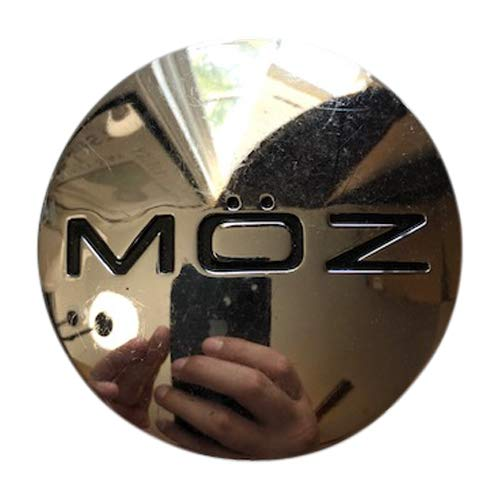 MOZ Wheels 7810-16 Used Chrome Center Cap (Moz Wheels)