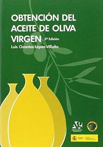 OBTENCION DEL ACEITE DE OLIVA VIRGEN 3/E