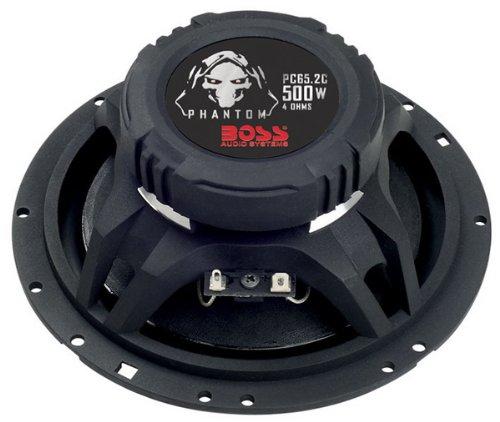 2)New Boss PC65.2C 6.5'' 500W 2-Way + 2) Boss P65.4C 6.5'' 400W 4-Way Car Speakers by BOSS Audio (Image #4)