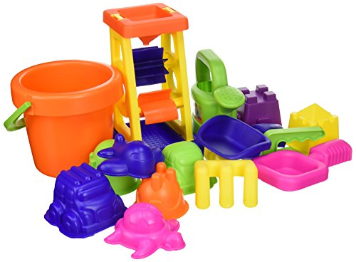 Sand & Water - 15-pc Sand Toy Set